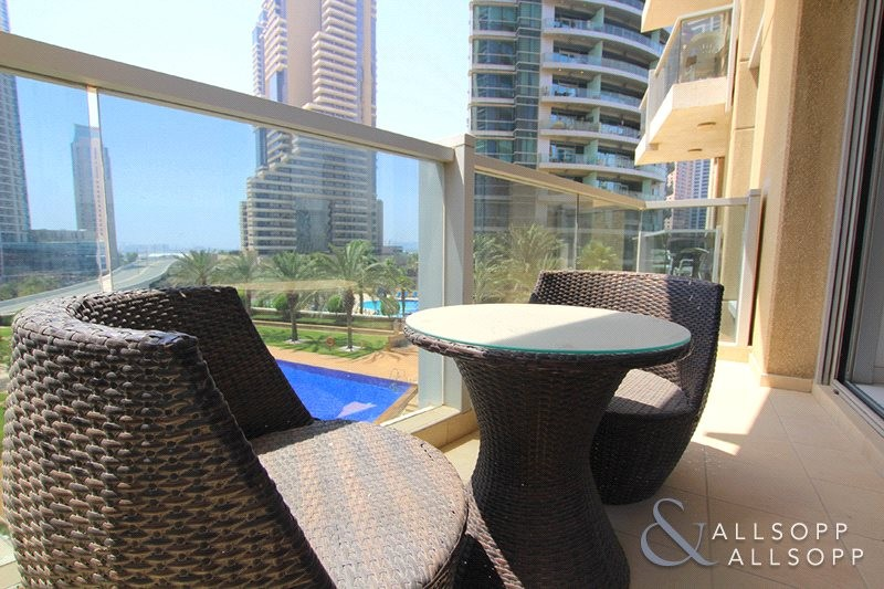 One Bedroom | Furnished | Modern | Balcony