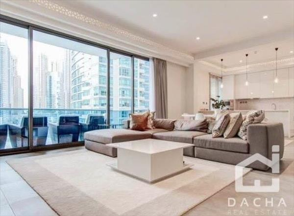 Exclusive Upgraded Duplex with Amazing Marina View