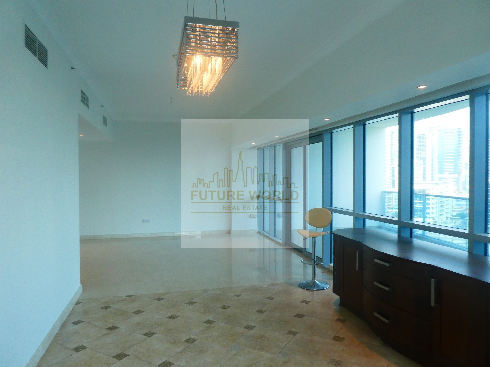 Full Marina View | Beautifully Upgraded 3BR + M |