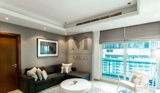 7.5% Net Return Full Marina View Furniture Included