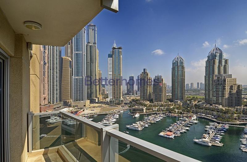 Full Marina View | 3 Bed | Marina Tower