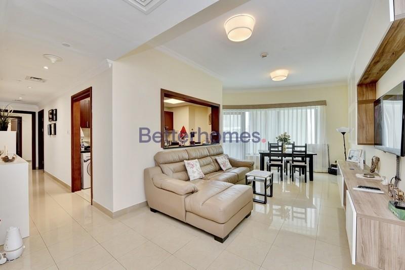 Beautiful I 2 bedroom  I Large balcony