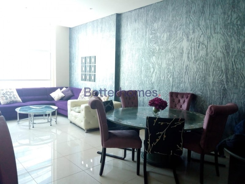 2Br For Rent -Semi Furnished  Yacht Bay