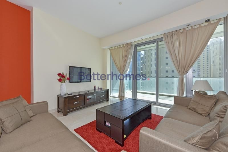 Fully Cozy Furnished   2 Bedroom   with Amazing View