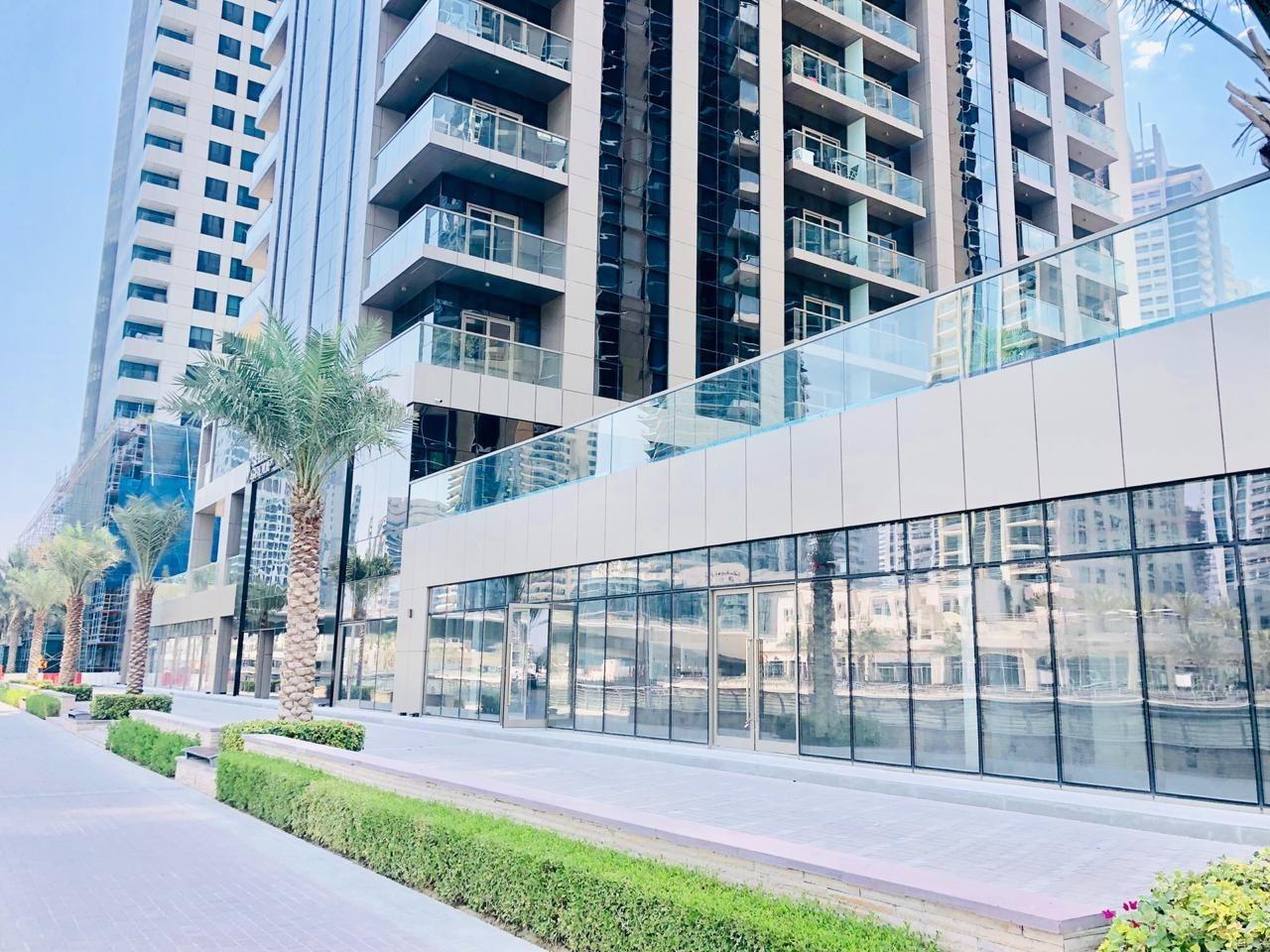 Brandnew |Retail shop|3 months grace period |Marina walk, Dubai Marina