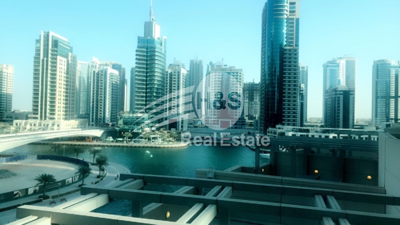 BEST DEAL Fully furnished 2BR amazing panoramic marina view