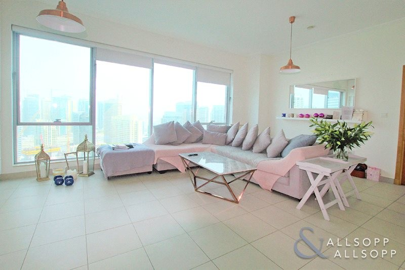 3 Beds | Plus Maids | Full Marina View