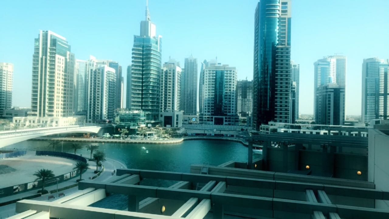 New Deal fully furnished with Marina View