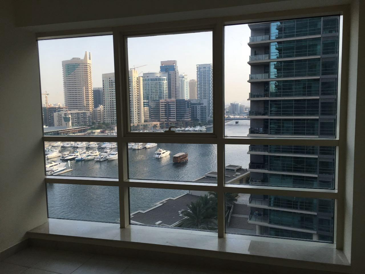Marina View  |  1BR  in  Marina Quay  West