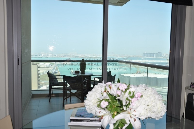 2 bedroom Unfurnished - Sea and Canal view