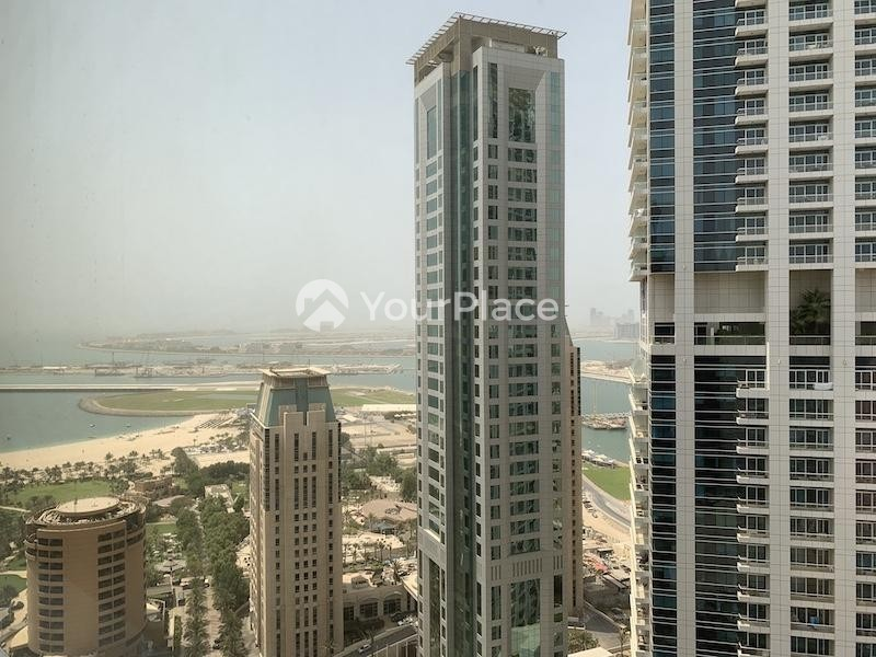 Marina View | 1 Bedroom Apartment | Sky View Tower