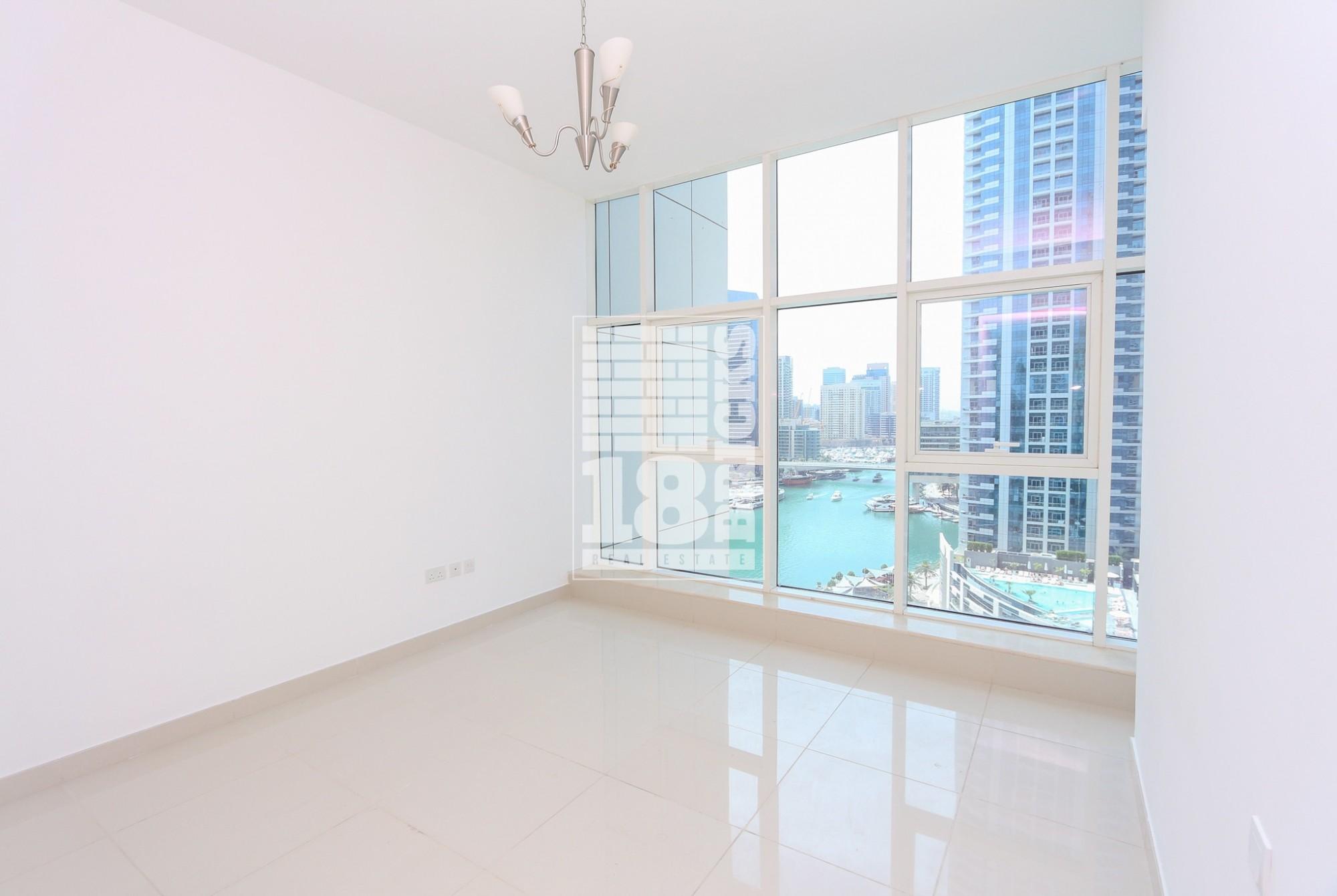 Full Marina View | Maid Room | Near Metro