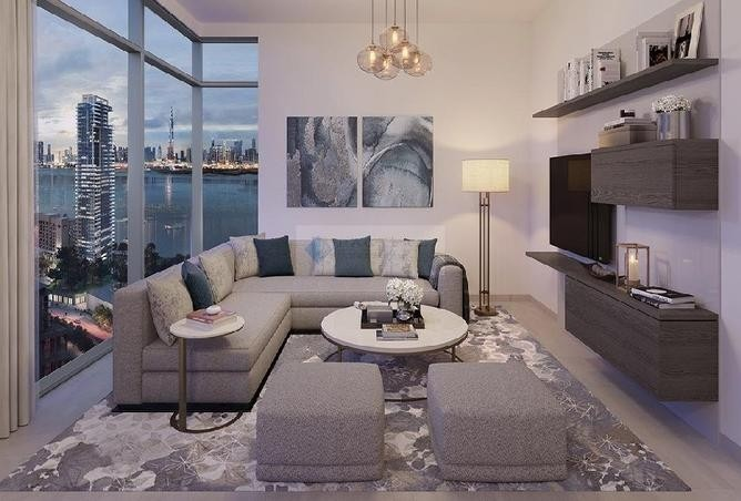 Dubai Eye and Sea Views with best floor plan!