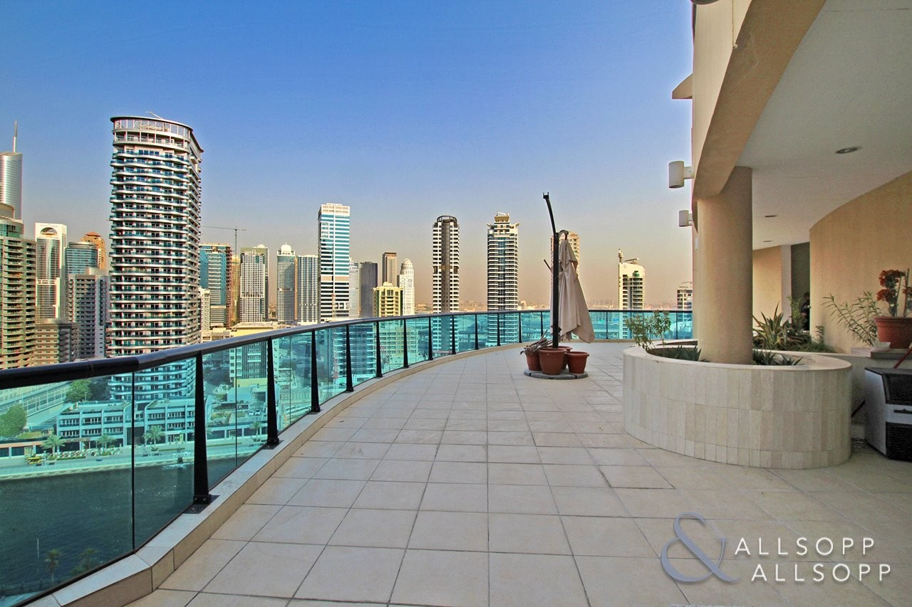 Private Pool | Full Marina View | 3 Beds