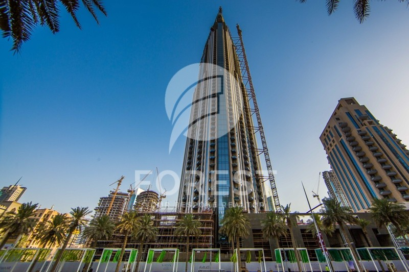 Great Investment 1BR Marina View in Vida Residence
