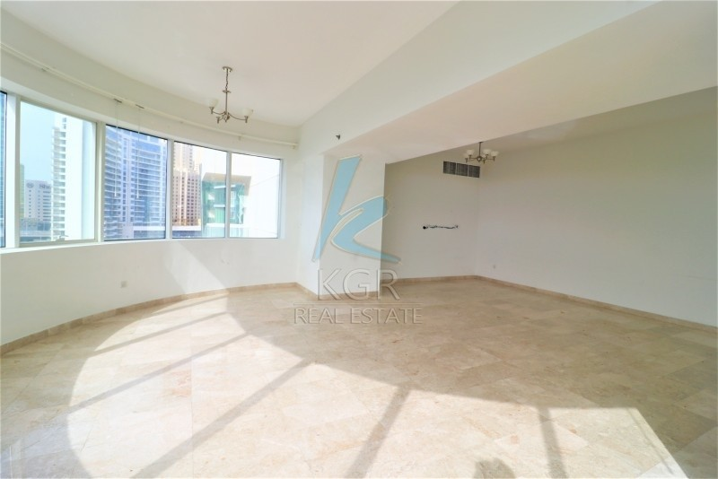 Sea and Marina View 3 Bedroom in KG Tower