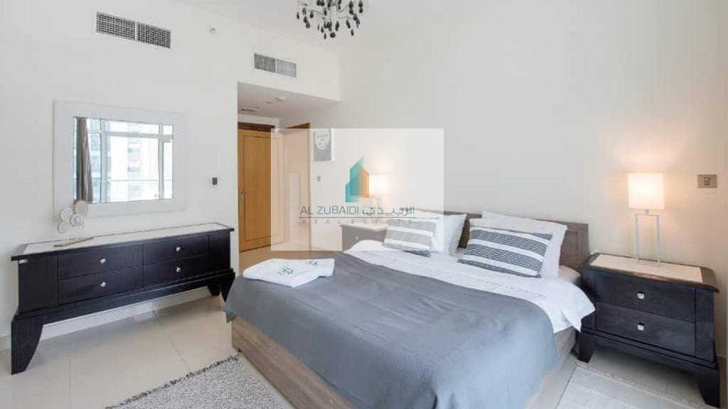BEAUTIFUL FULLY FURNISHED 1 BEDROOM APARTMENT WITH BALCONY