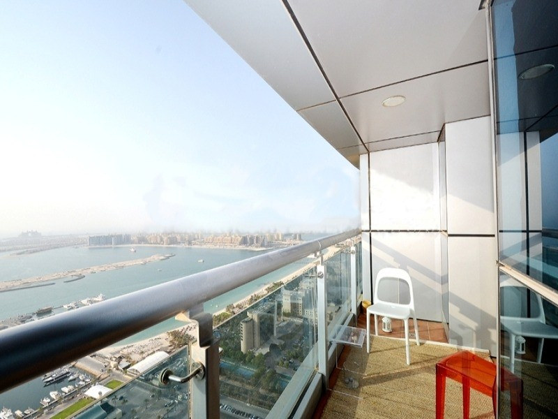 RENT Reduced : Full Sea View | 2 Bedroom | Unfurnished Apt.
