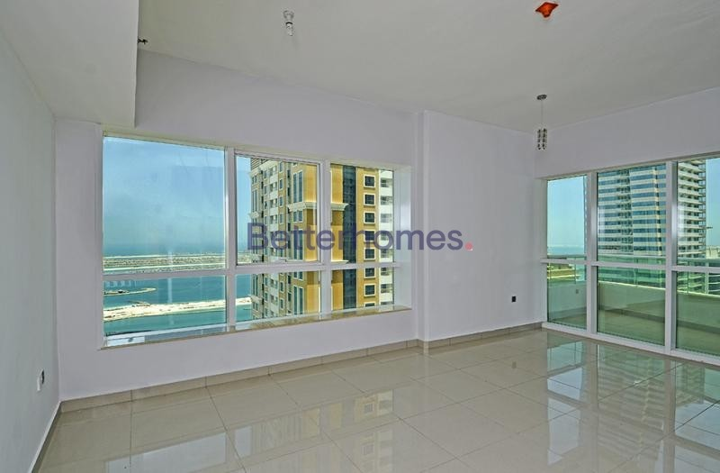 Sea View | High Floor | Vacant | Three Bedroom