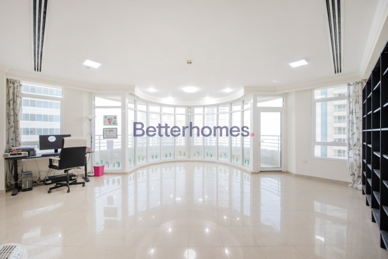 4 Bed + Maid's | Sea View | High Floor