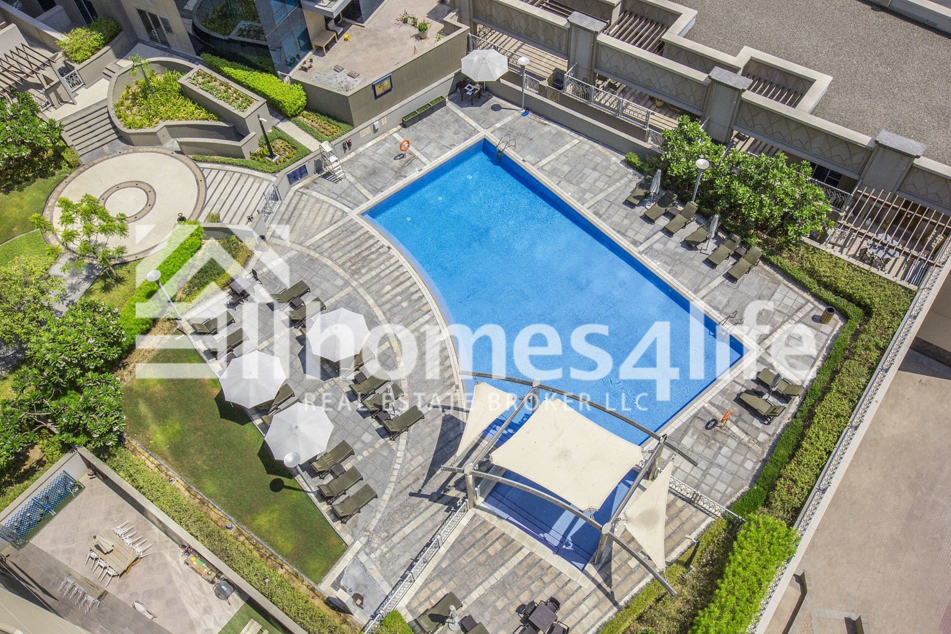 1 Bedroom | Pool View | Marina Promenade