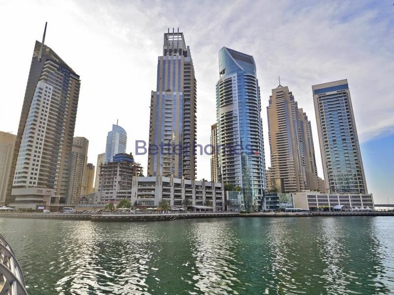Marina Terrace  | Low Floor | Full Marina View