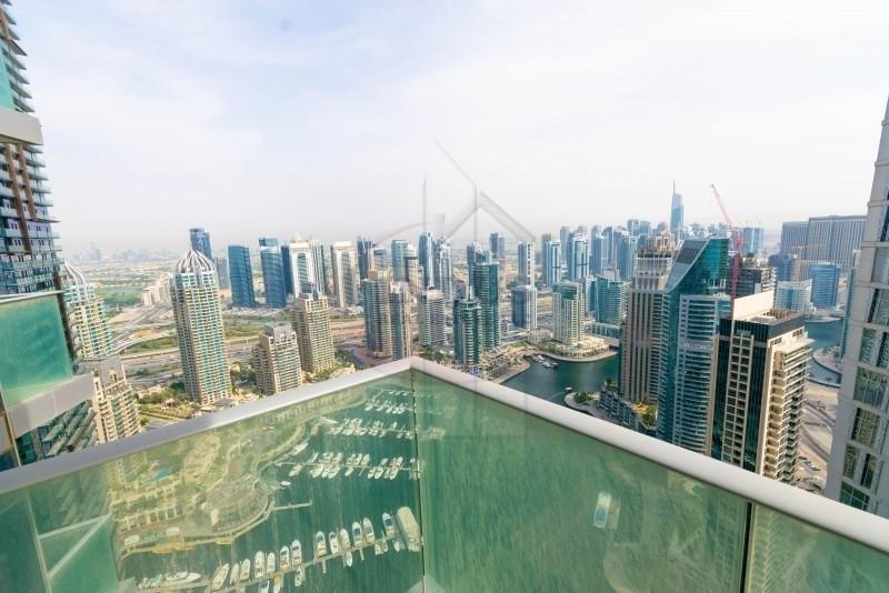 On High Floor | Biggest 3BR Fendi | Marina View