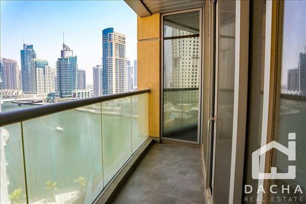 Jam Marina Residence! 2 bedrooms! Full Marina View!