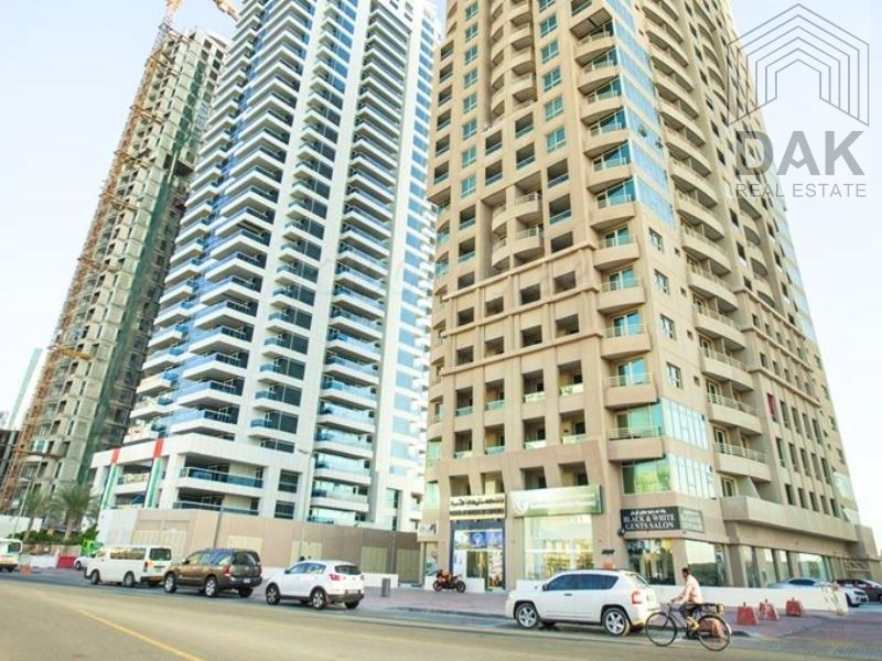 Commission only fixed fees | Furnished Studio | Manchester Tower , Dubai Marina |