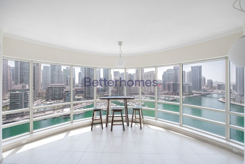 Marina view | Upgraded 2 Bed+Study | Vacant