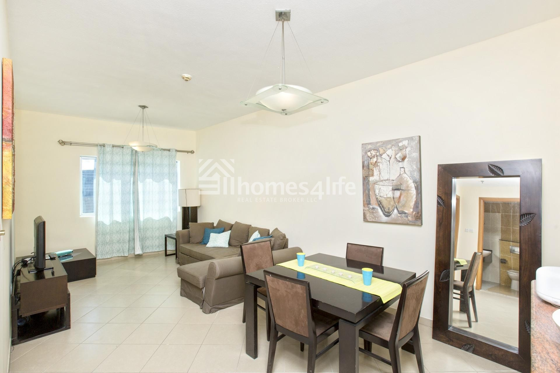 Fully Finished huge one bed room Apartment in Marina