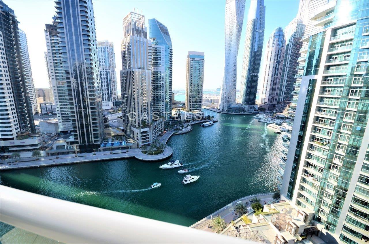 Exclusive | Vacant Big 3 Bed | Marina View