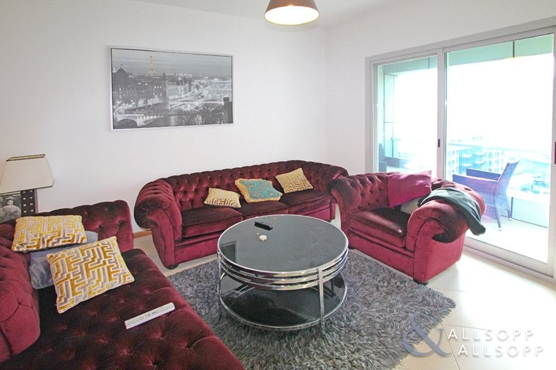 Fully Furnished | Two Bedrooms | Vacant
