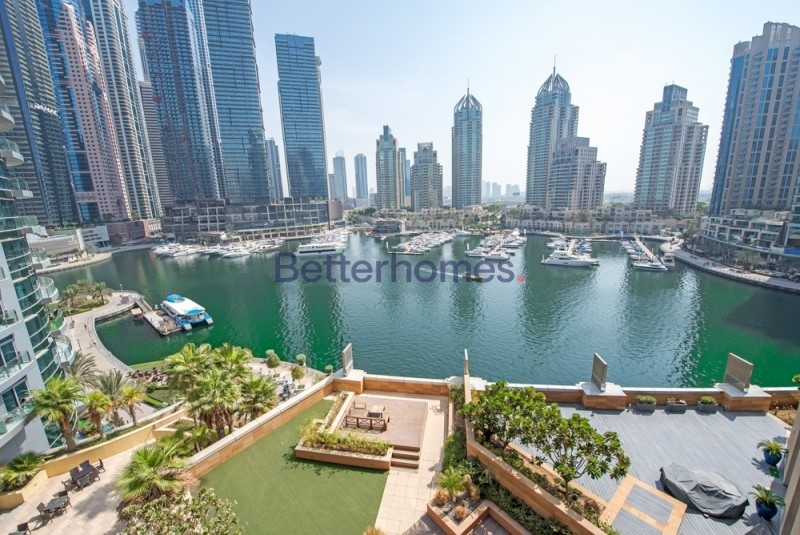 1 Month Free|Full Marina View|vacant