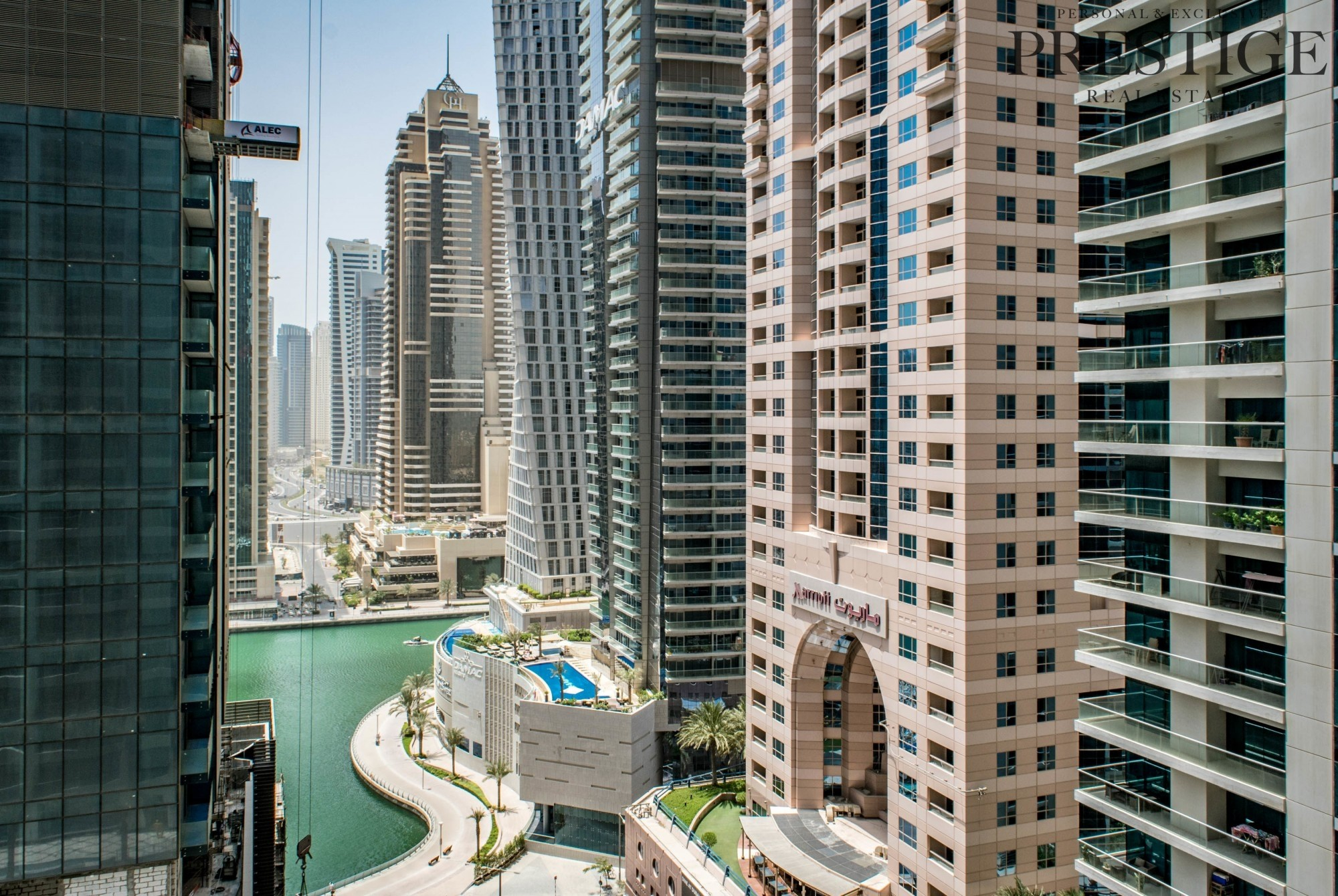 2 Bed I Partial Sea-Marina View I Torch Tower