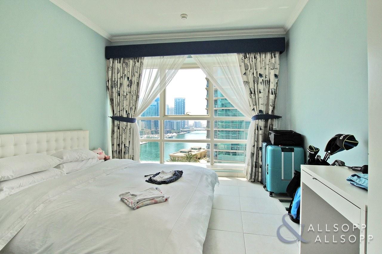 Upgraded 1 Bed   Vacant Soon   Marina View