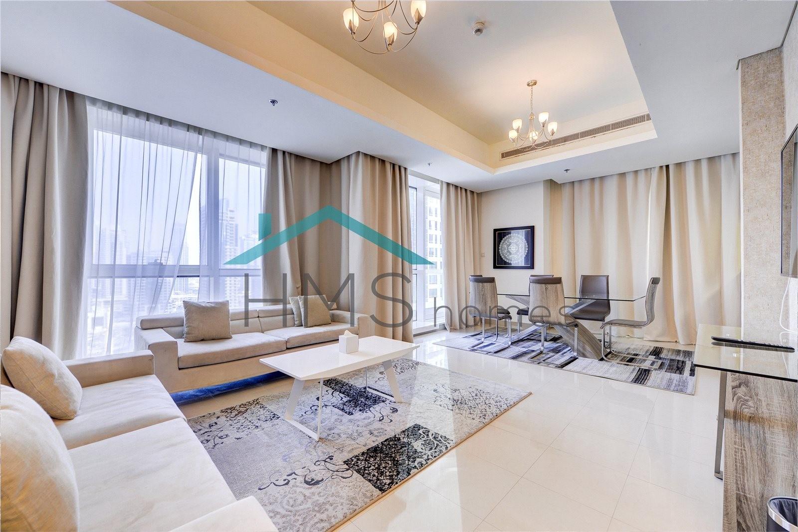 Stunning 2BR | Furnished | Barcelo Residence