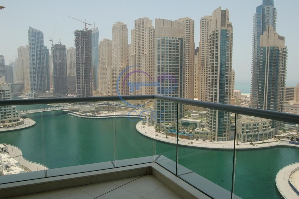 Full Marina View   3 BR + Maid   Trident Bay Side