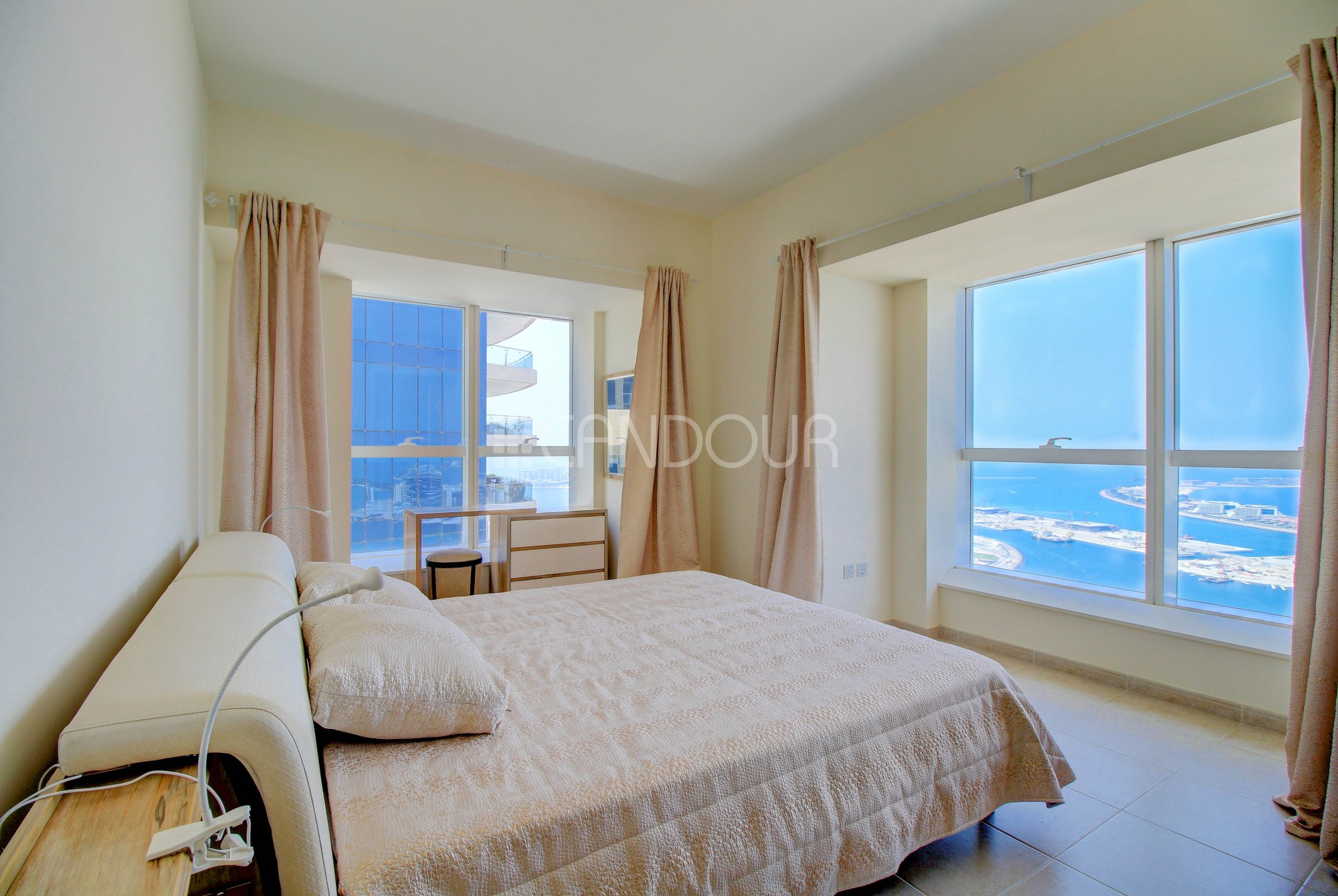 2 Bedrooms | Fully Furnished | On High Floor