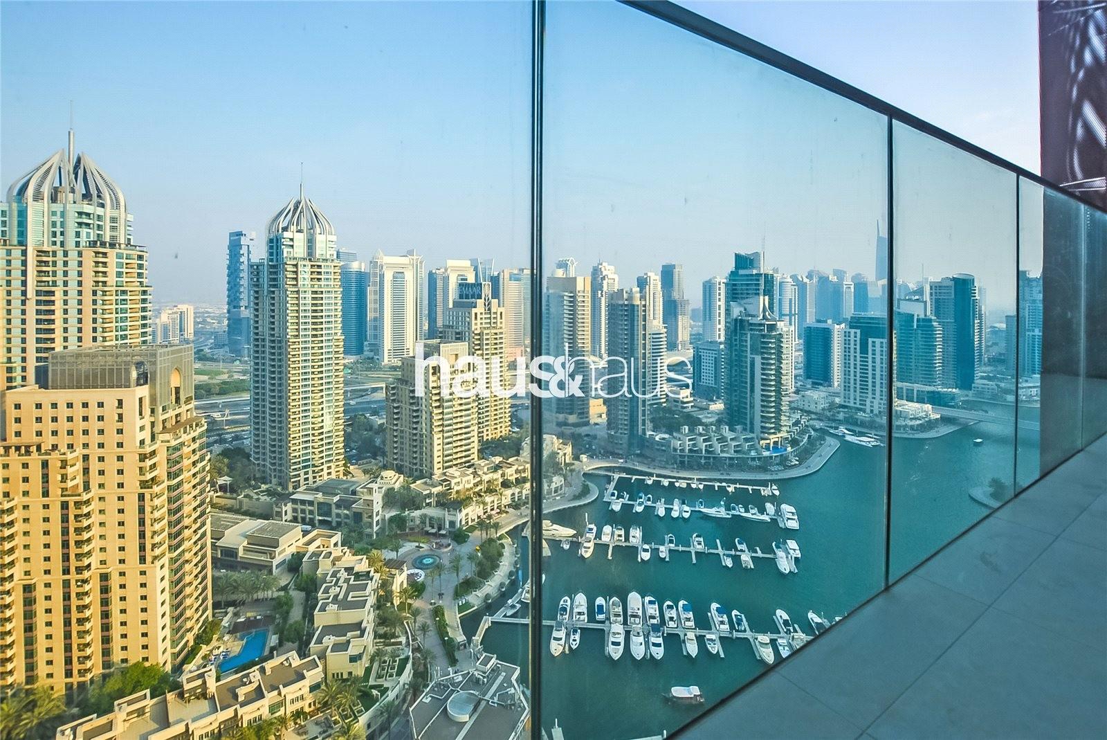 Marina Views   1 Bedroom   Exclusive   Brand New  