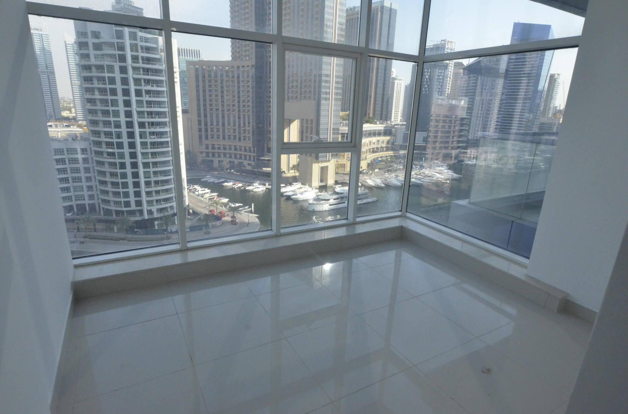 Prime Living|Full Panoramic Marina View