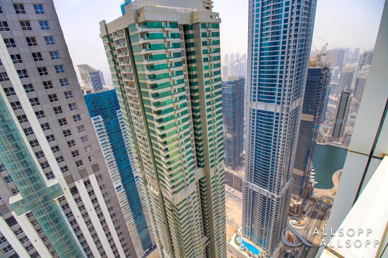 4 Bedrooms | Penthouse | Full Marina View