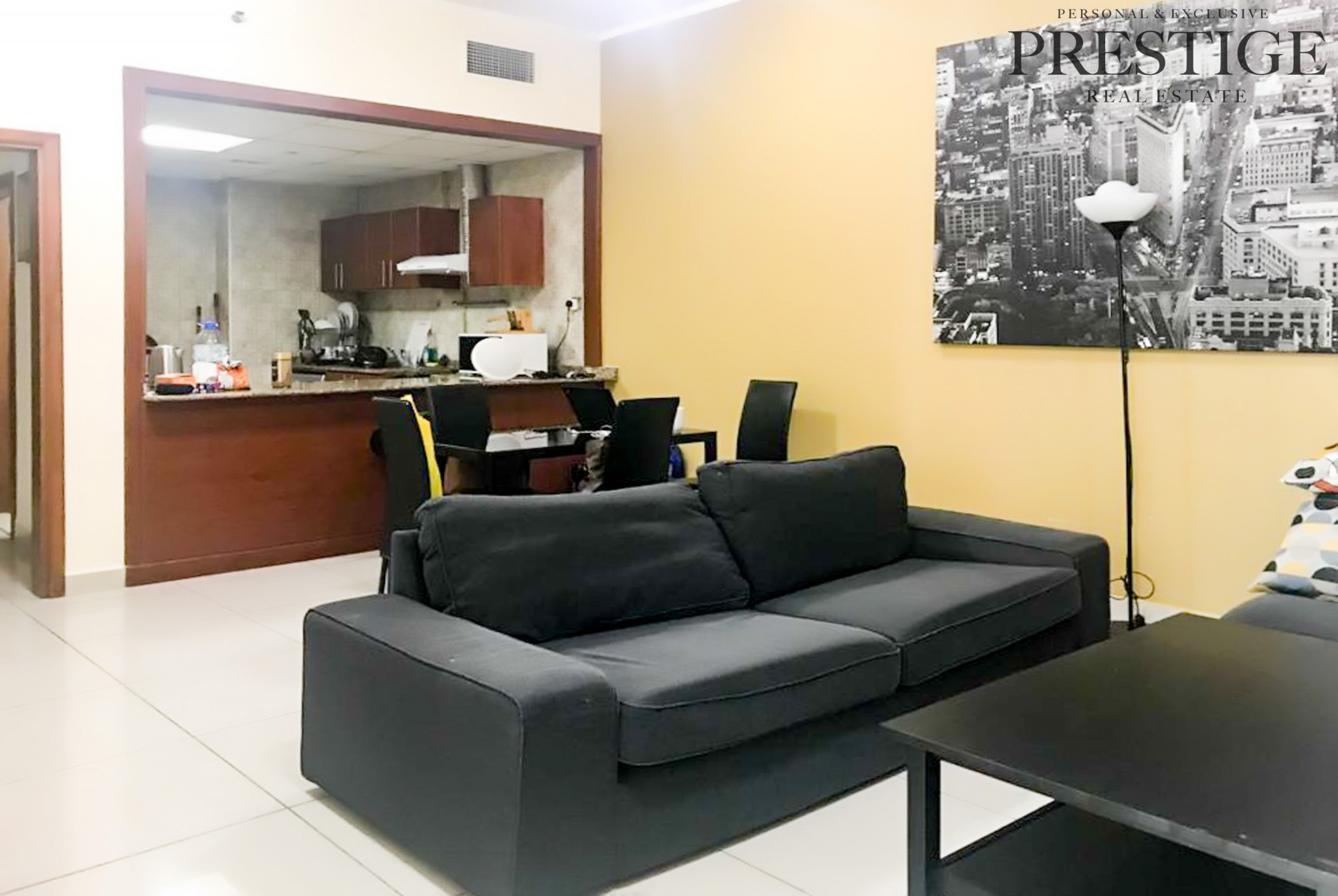 Fully Furnished | Chiller Free | High Floor