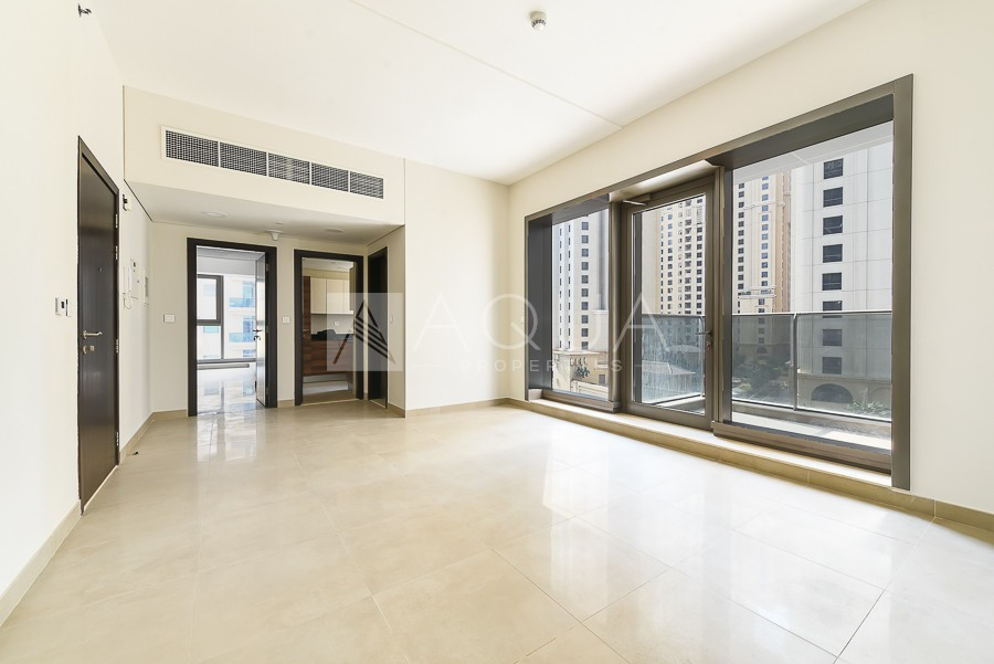 Brand New | Spacious 1 BR | Unfurnished