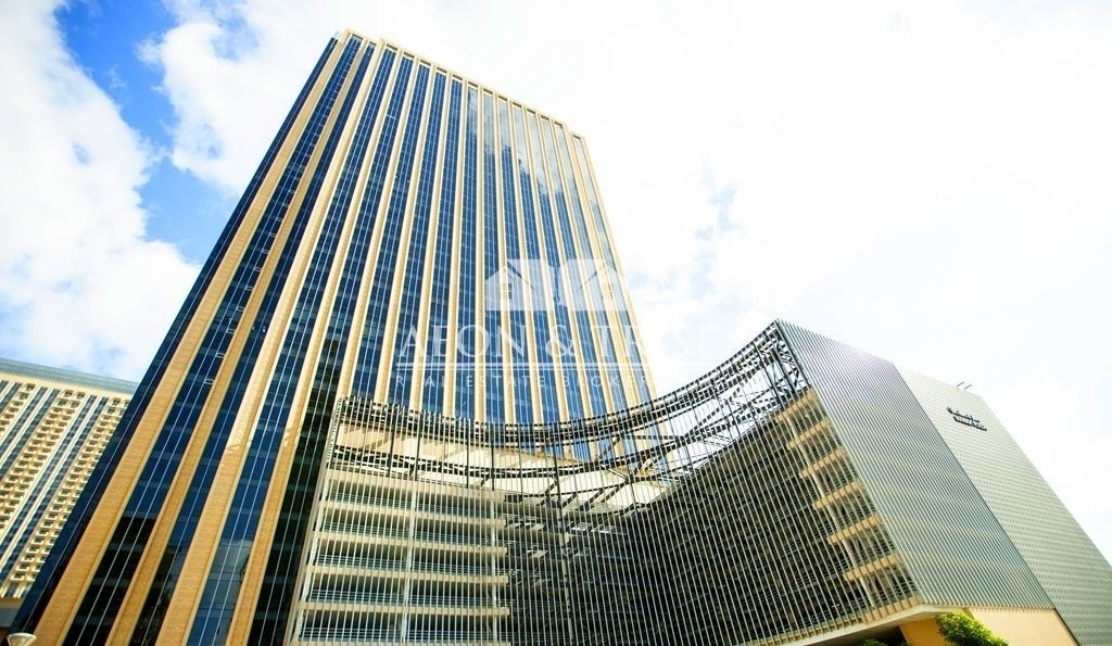 Shell and Core Office space in Marina Plaza, Emaar