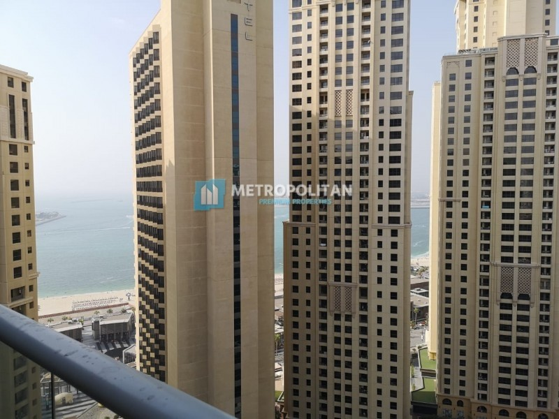 Furnished 2 Bed Apartment With Partial Marina View