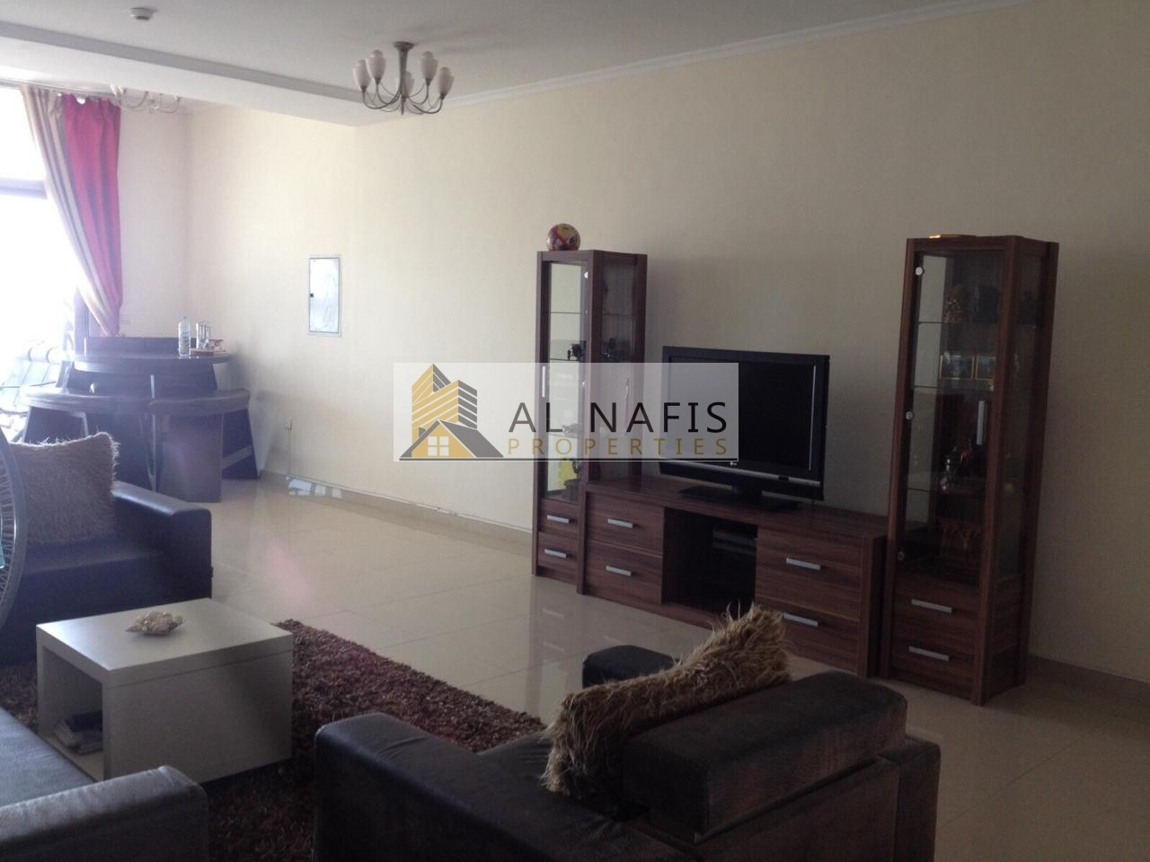 2 bedroom for rent in DEC tower furnish
