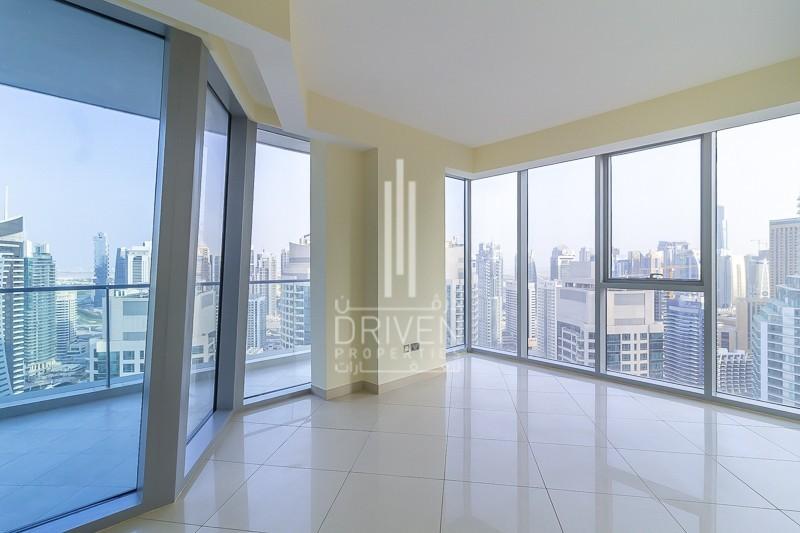 Spacious Apartment with Dubai Marina Views
