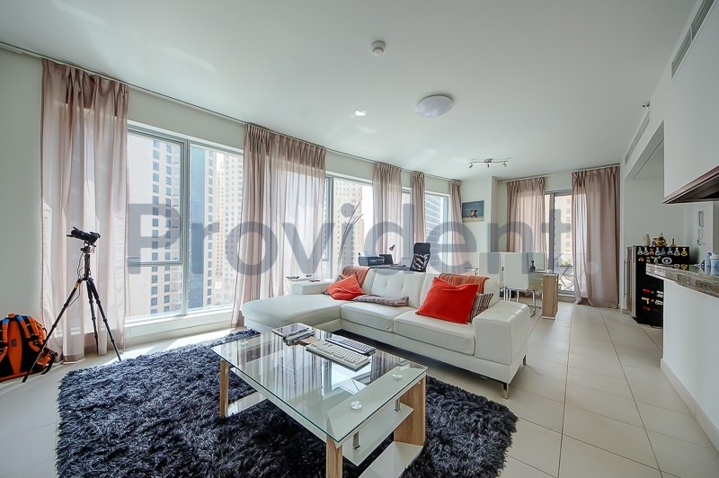 Managed and Exclusive|Furnished|Vacant Apt