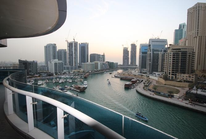 Fully Furnished Amazing Marina View Ready to Move  in